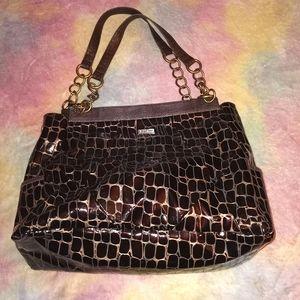 Miche Brand Brown Bag